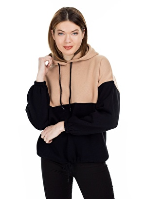 Lela Sweatshirt 5202916 Lela Kapüşonlu Sweat Kadın Sweat